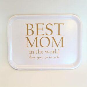 Tarjotin Best Mom